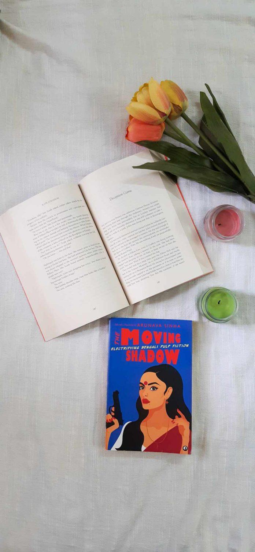 The Moving Shadow by Arunava Sinha